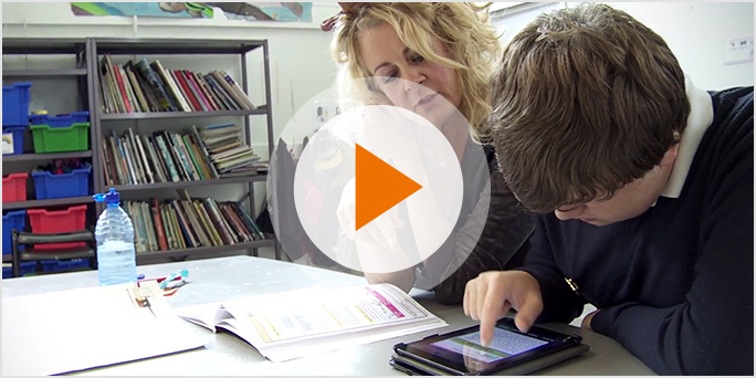 Improving communication with iPad at Great Oaks