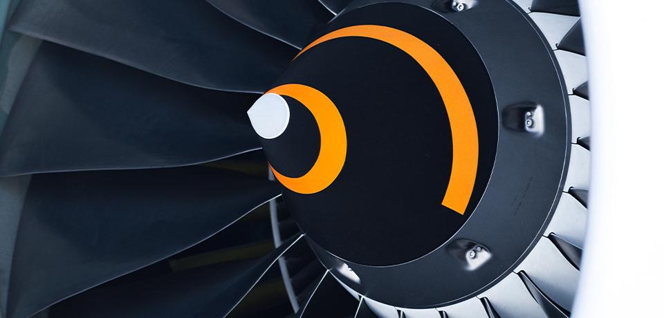 Aeroplane engine