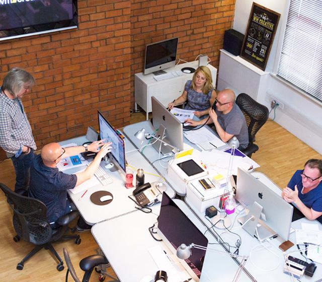 WM Creative design studio