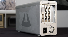 Who wants to see a Magma ExpressBox 3T Thunderbolt Chassis in action?