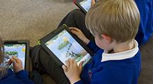 Transforming teaching with iPad at Jesmond Gardens Primary School