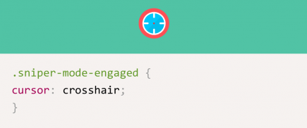 Weekly design inspiration: Childhood fears, CSS puns and