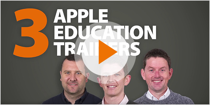Video: The benefits of an Apple Solution Expert for Education