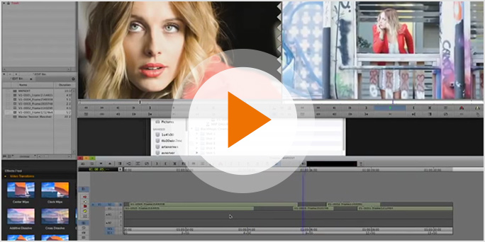 Cinema DNG files Avid workflow