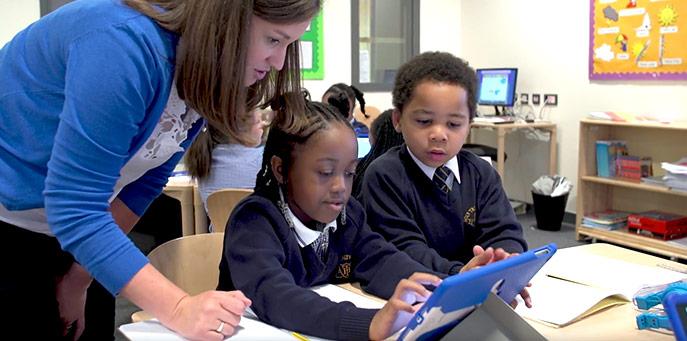 Raising the bar with iPad at Holy Trinity Primary: A recap