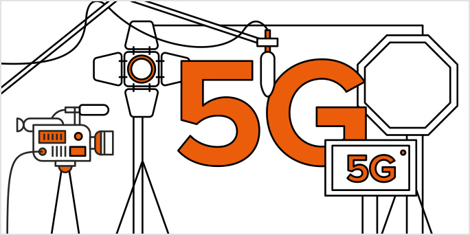 Is 5G the future of ingest and backup?