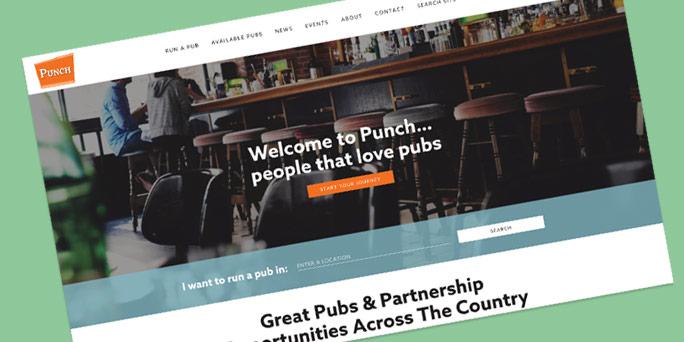 Creative spotlight: James Goldsworthy, Head of Digital at Punch Taverns