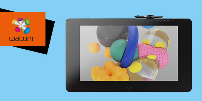 Find the right Wacom Cintiq for your workflow with our comparison chart