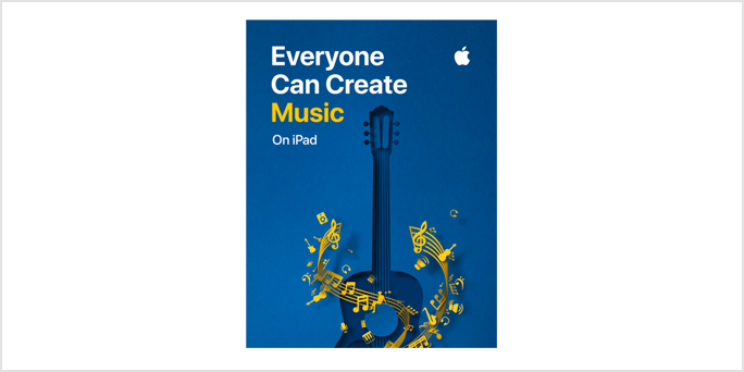 Transform your music lessons with the Everyone Can Create: Music On iPad guide