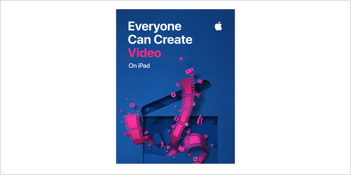 Discover the next director in your class with Everyone Can Create: Video On iPad