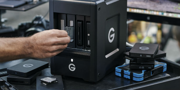 How to get top speeds out of your desktop storage