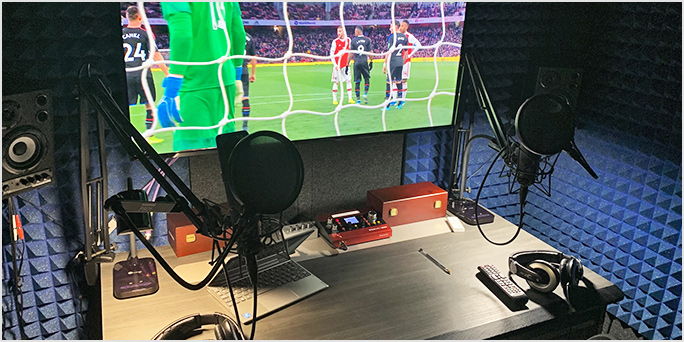 Studio of the month: Arsenal Media Group