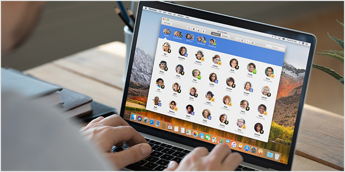 Apple in the classroom: Using Mac as a remote tool