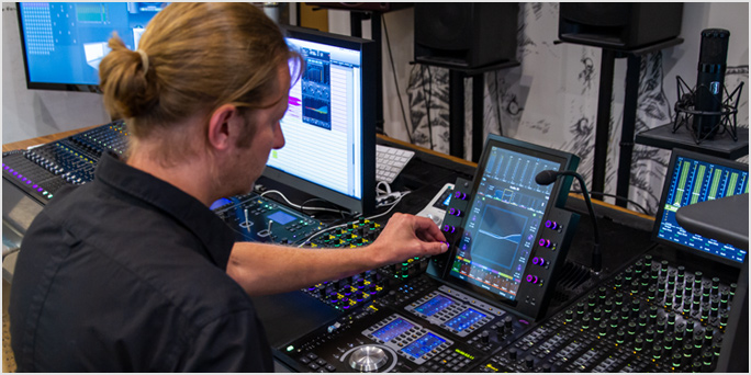 Avid spotlight: How the MTRX range is making networked audio more accessible