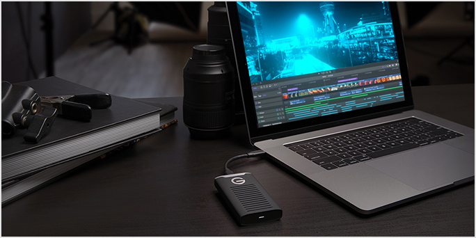 G-Technology: Our favourite drives for remote and mobile editing