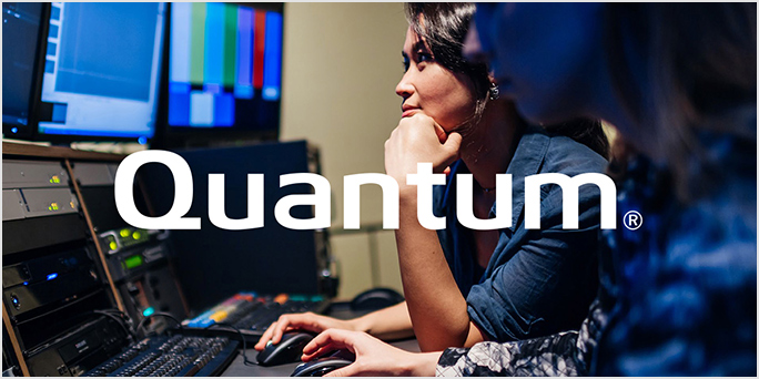 Give your storage a new dimension with Quantum