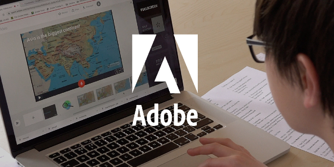 Adobe make Jigsaw24 one of four