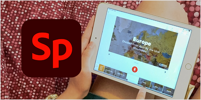 Using Adobe Spark in the classroom: What, why, when, where and how?