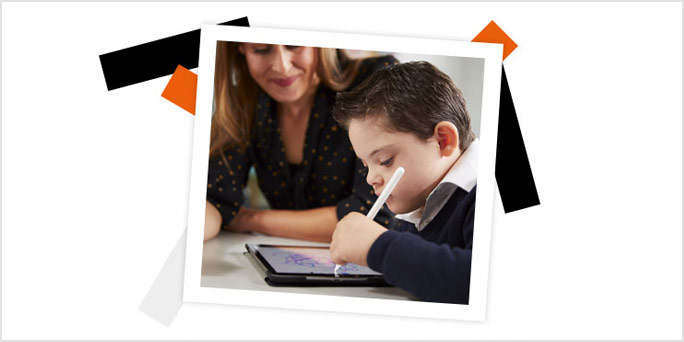 iPad accessibility features for everyone: a focus on physical needs and motor skills