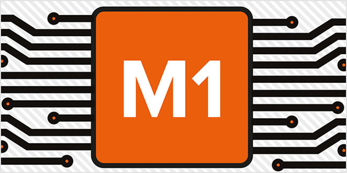 What does the M1 chip mean for creatives?