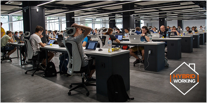 Hybrid working: Is your workplace smart enough?