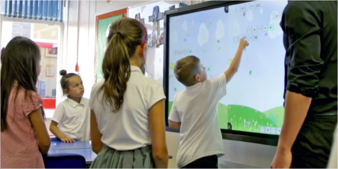 Intuitive and engaging learning at Elizabeth Woodville Primary