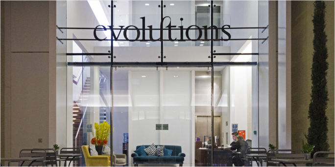 Opening a third Soho  facility at Evolutions