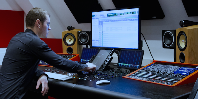 Preparing the next generation of audio professionals with Avid S6 at Abbey Road Institute