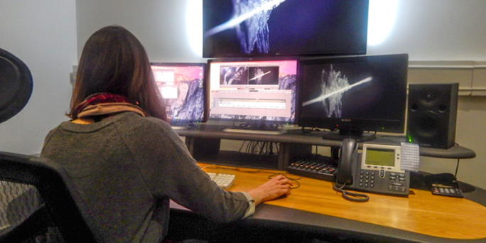Preparing for a 4K workflow with Avid ISIS at Brainstorm