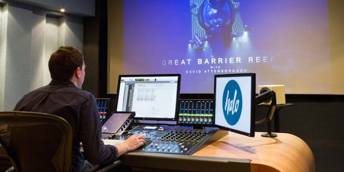 Building a Pro Tools-based studio for Halo Post