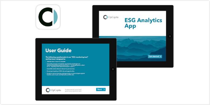 Streamlining ESG analysis with a custom app at NorthEdge Capital