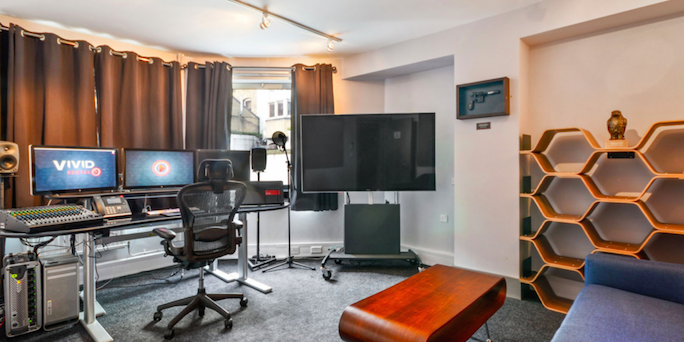Equipping Vivid Rentals with Avid workstations and storage