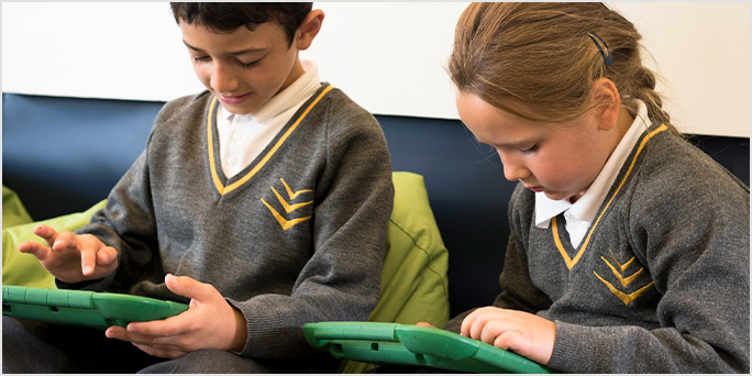 How a 1:1 iPad deployment kept engagement high at Wingfield School