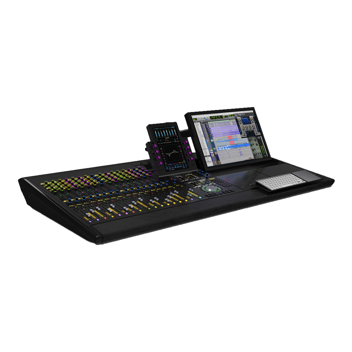Avid S6 M10 Modular EuCon Control Surface for Pro Tools