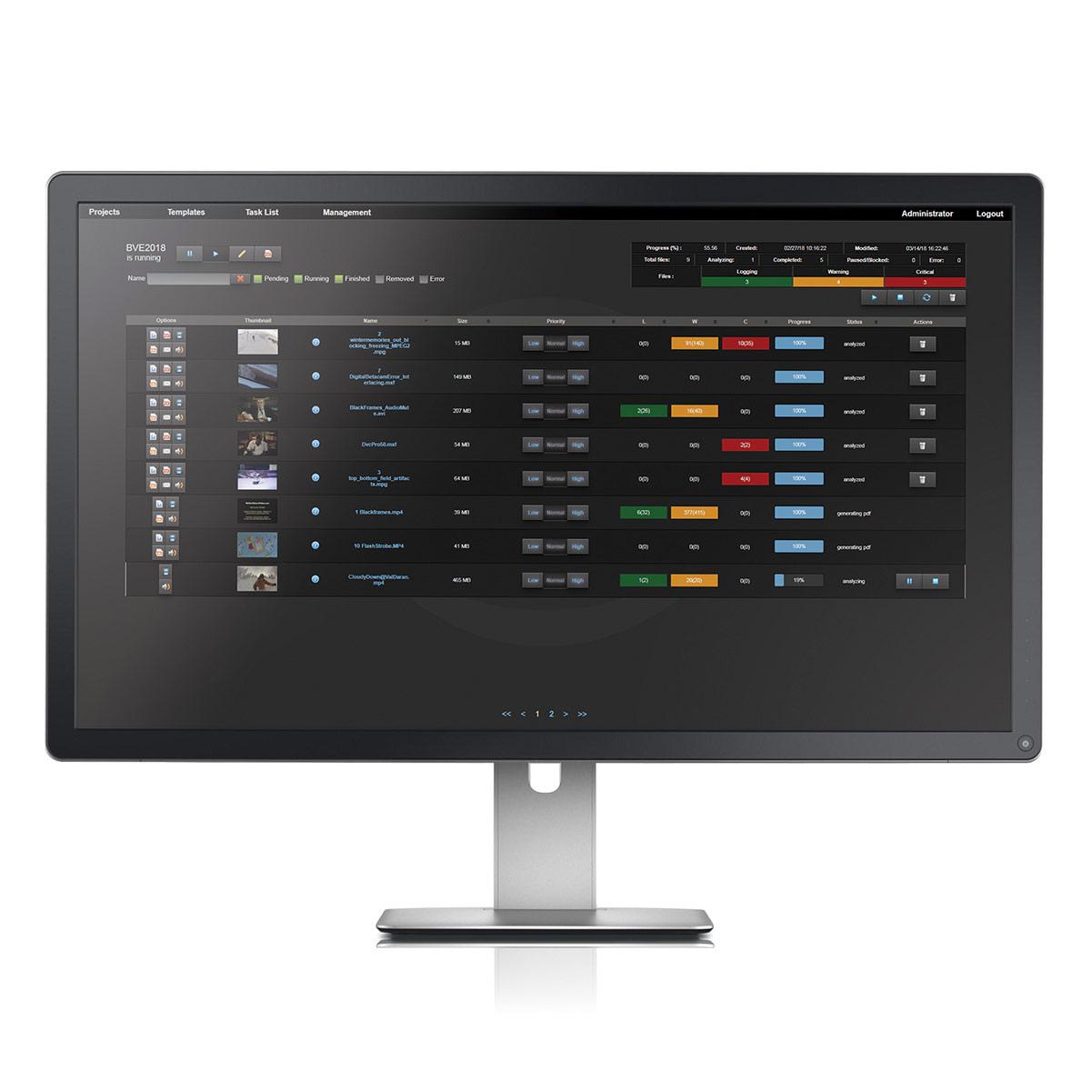 EditShare QScan