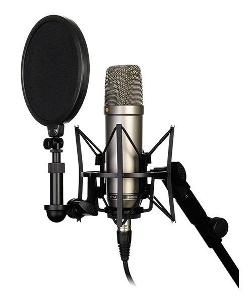 rode nt1a vocal pack studio condenser microphone bundle jigsaw24. Black Bedroom Furniture Sets. Home Design Ideas