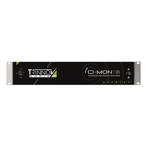 Trinnov D-Mon 4 Monitor Processor and Room Optimizer inc 3D Mic