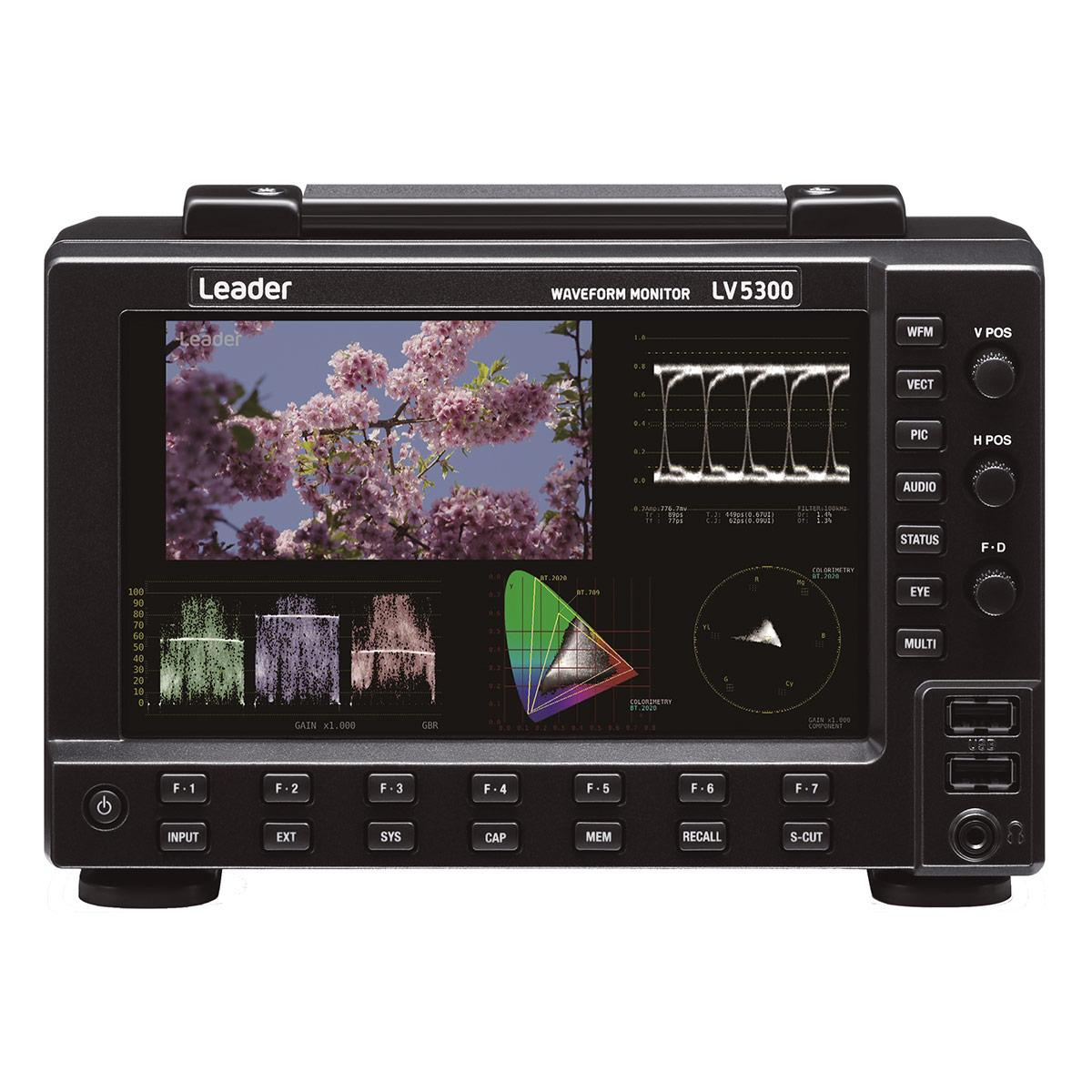 Leader LV5300 Waveform Monitor