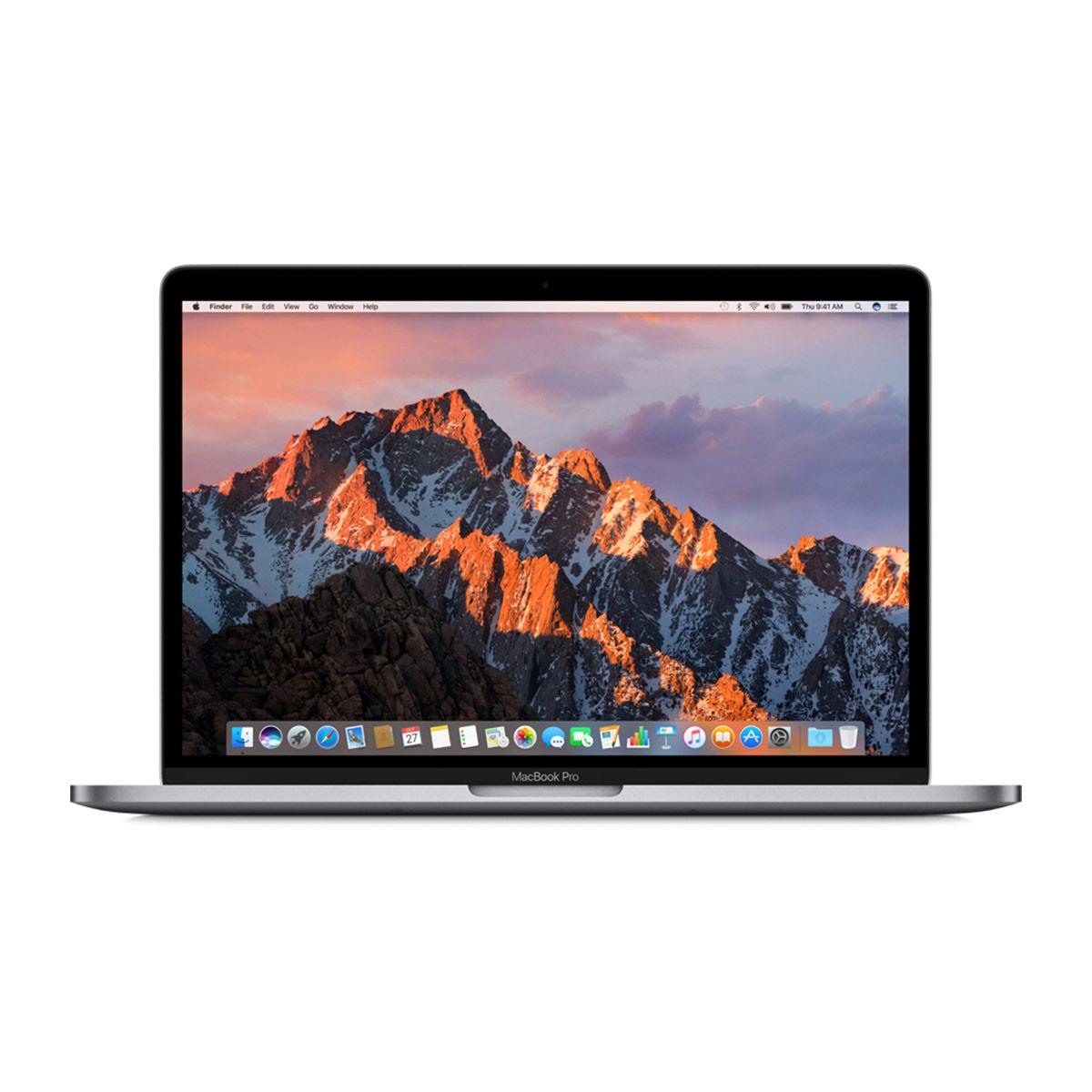 """MacBook Pro 13"""" Dual i5 2.3GHz 16GB 256GB Iris Plus 640 Space Grey"""