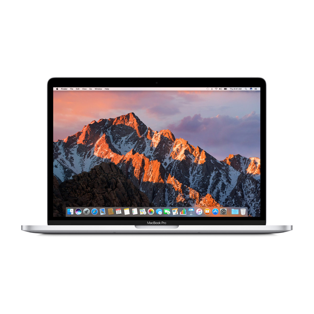 "MacBook Pro 13"" TouchBar Dual i7 3.5GHz 16GB 1TB Iris 650 Silver"