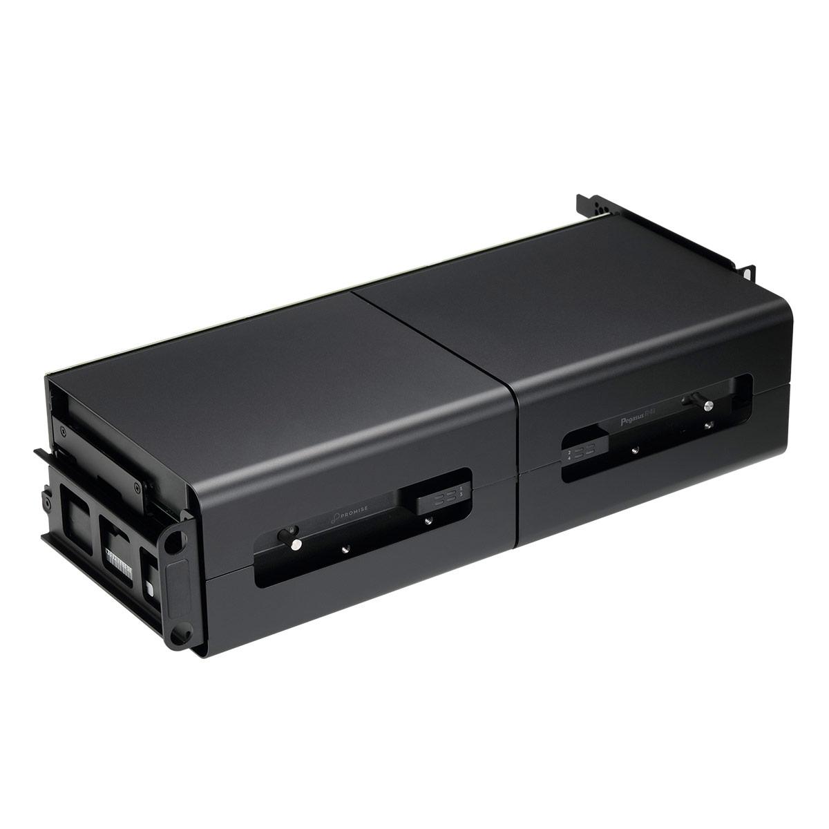 Promise Pegasus R4i 32TB 4x 8TB MPC RAID Module for Mac Pro