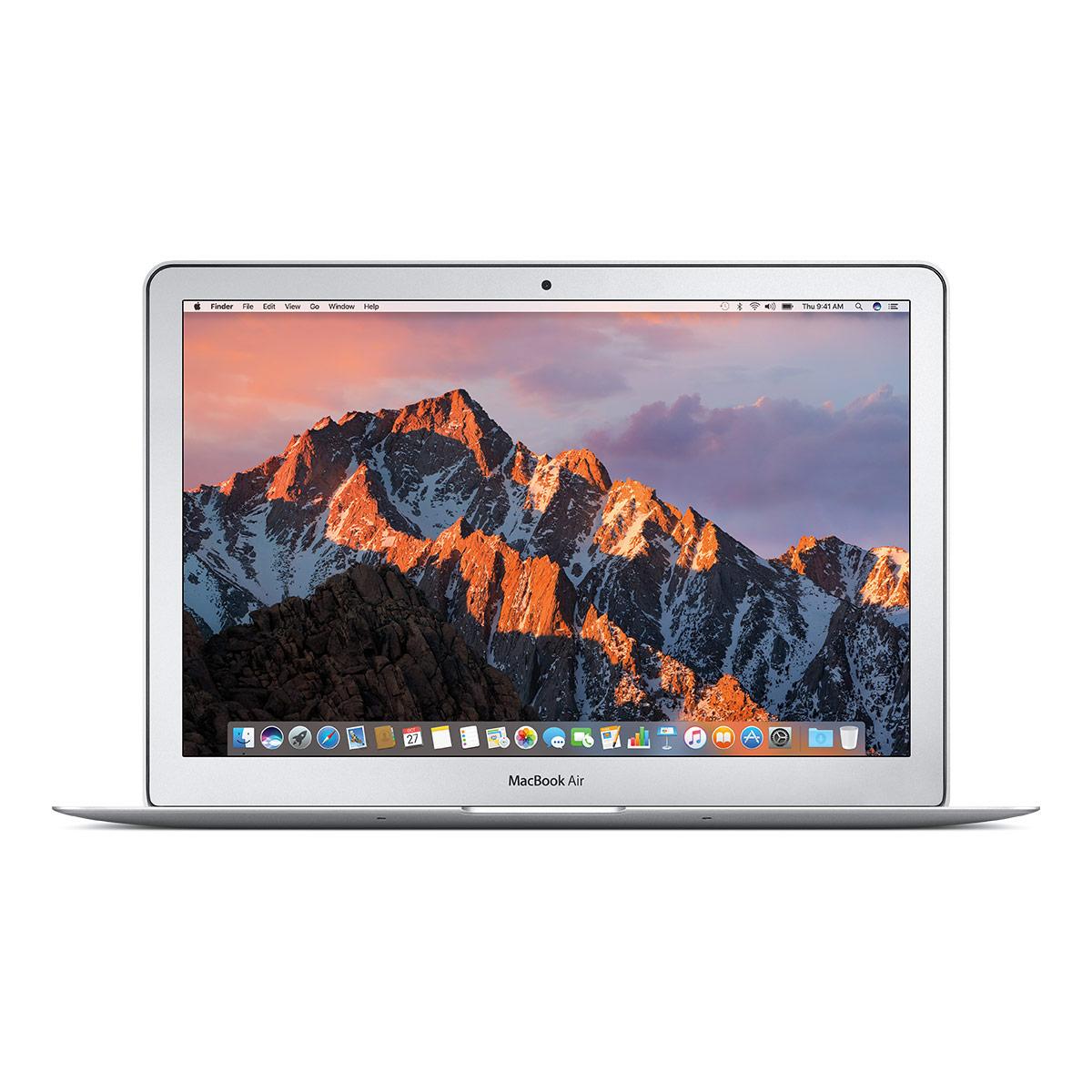 Apple Macbook Air 13 inch Dual i5 1.8GHz 8GB 128GB Intel HD 6000