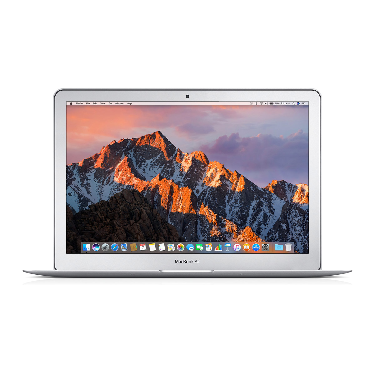 MacBook Air 13 inch Dual i7 2.2GHz 8GB 512GB Intel HD 6000