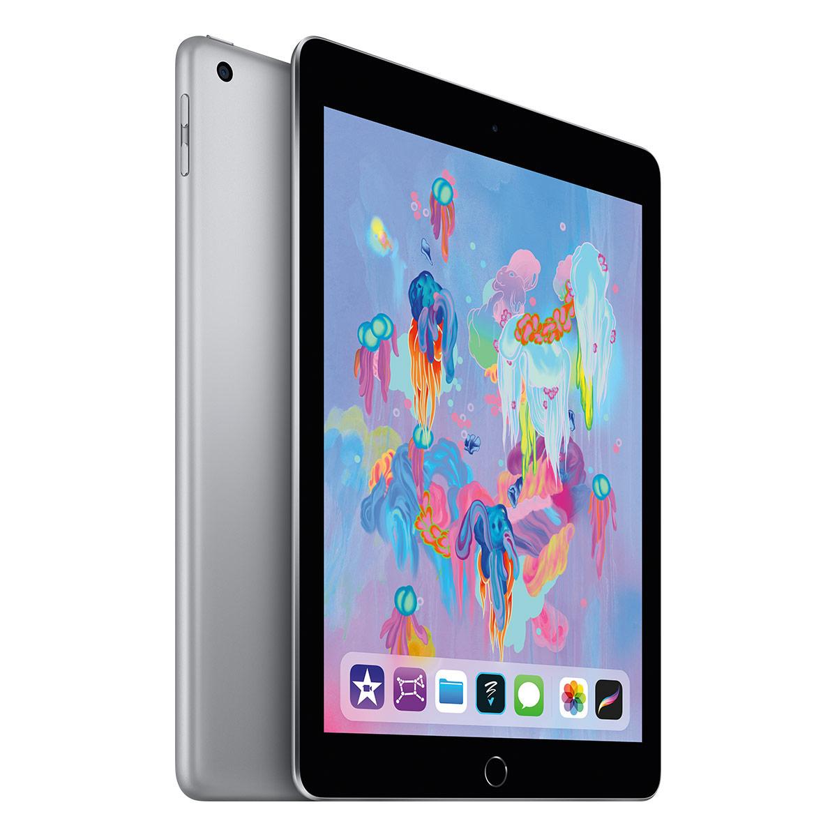Apple iPad 128GB WiFi - Space Grey