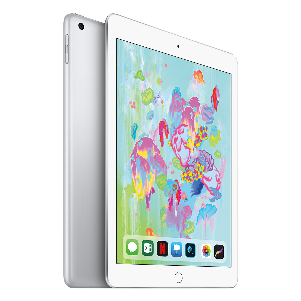 Education Apple iPad 128GB WiFi - Silver