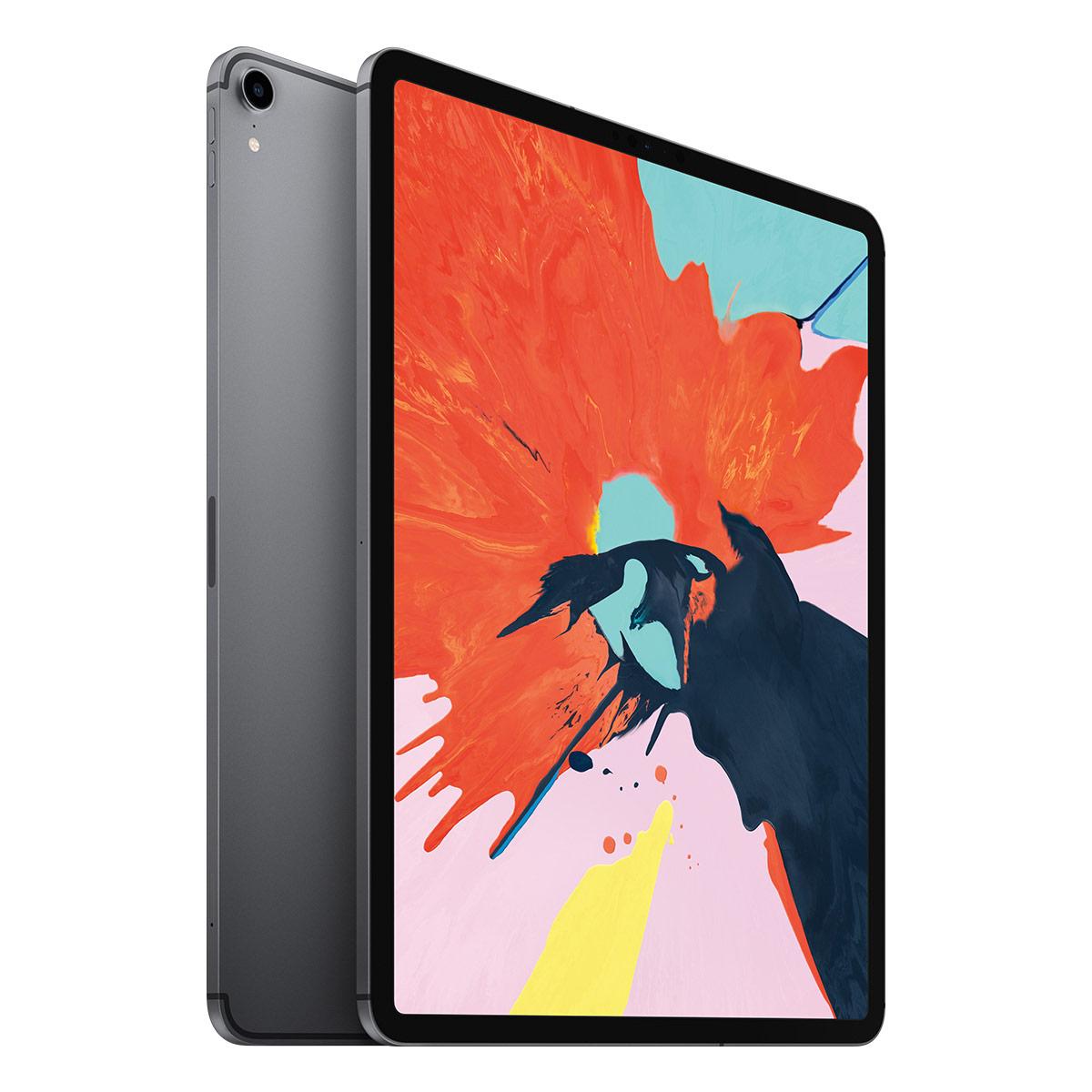"Apple iPad Pro 12.9"" 512GB WiFi + Cellular - Space Grey"