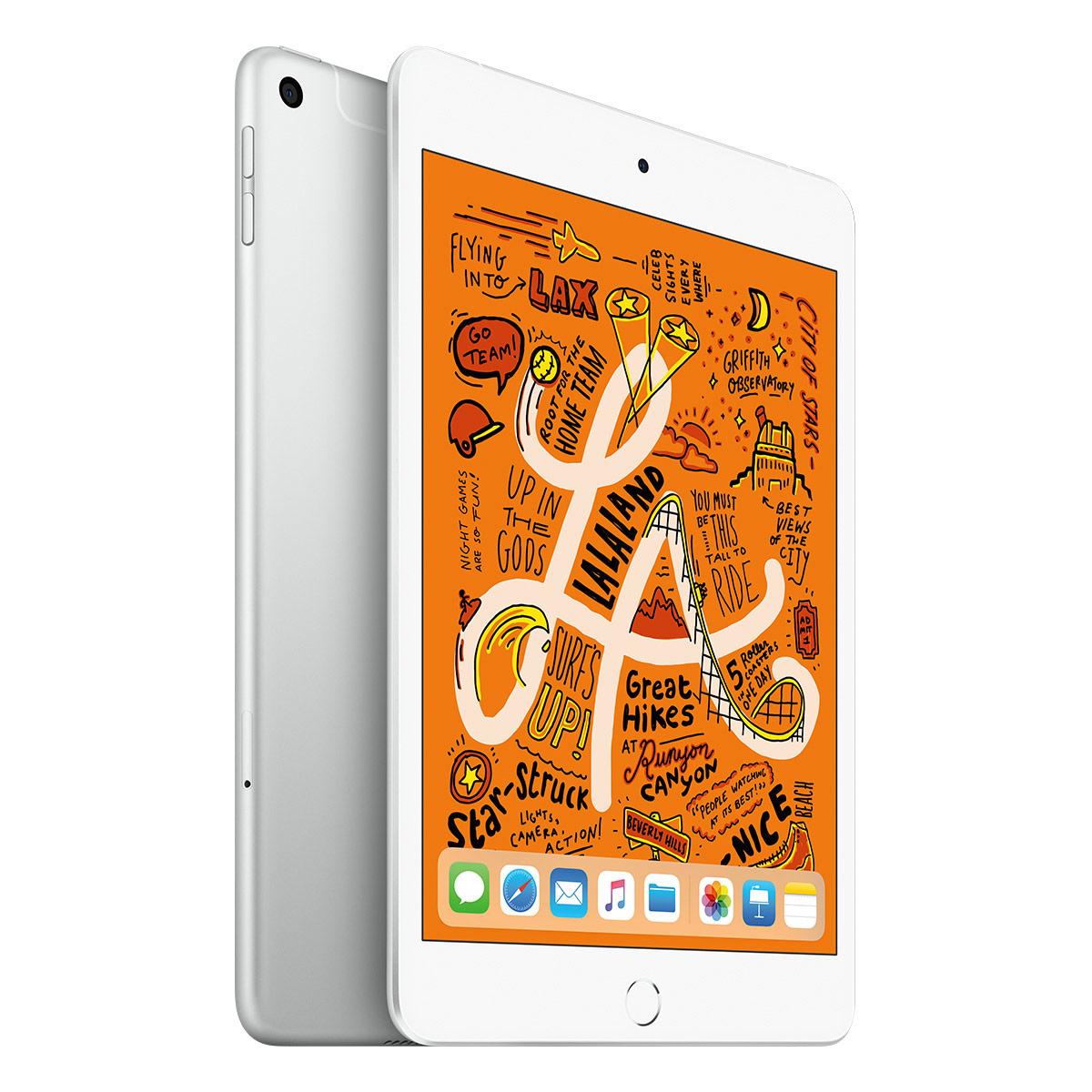 Education Apple iPad mini 64GB WiFi + Cellular - Silver