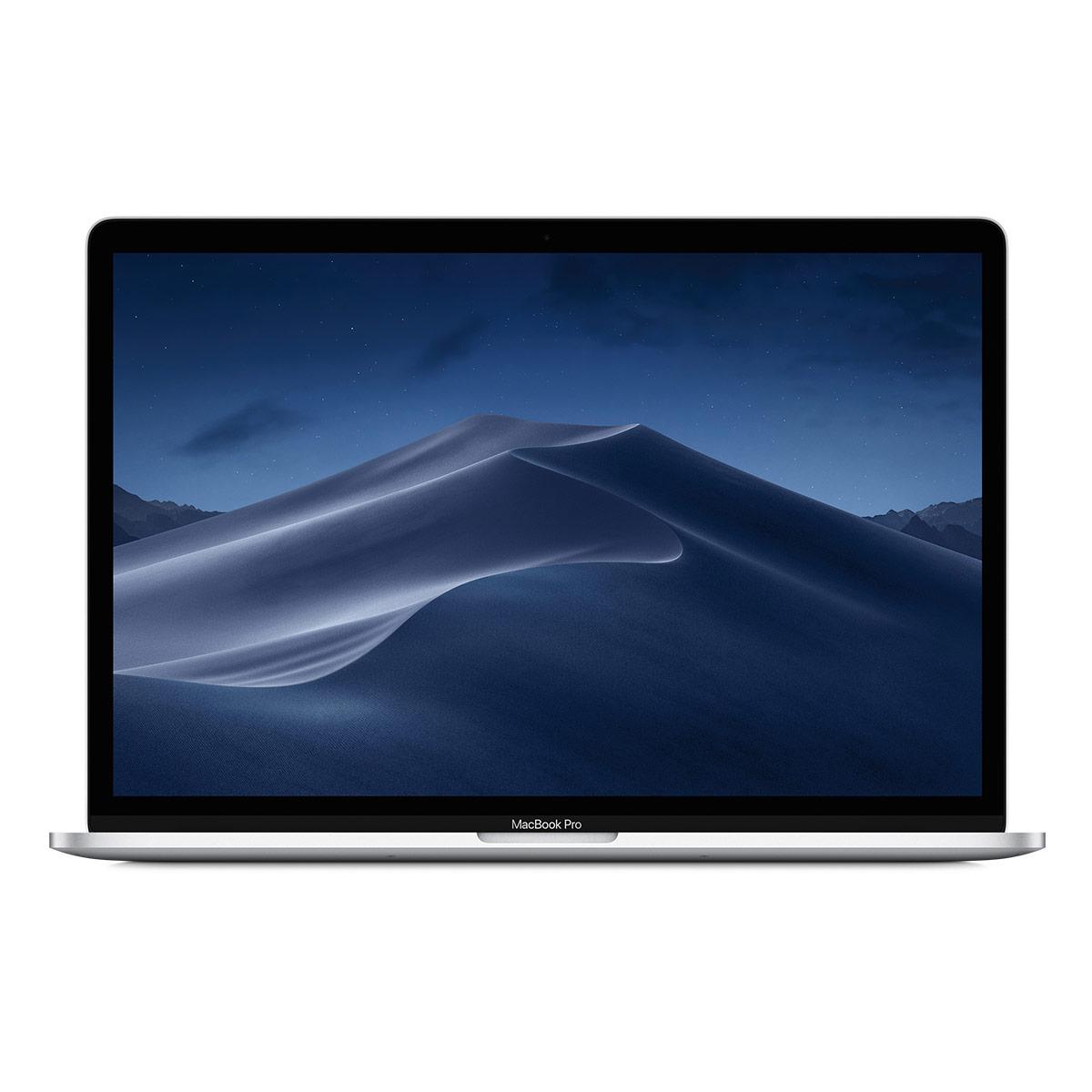 "MacBook Pro 15"" TouchBar 8-core i9 2.3GHz 16GB 512GB 560X Silver"