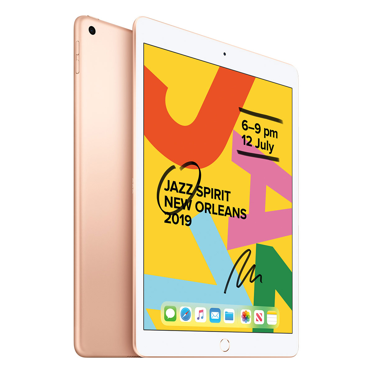 "Education Apple iPad 10.2"" 32GB WiFi - Gold"
