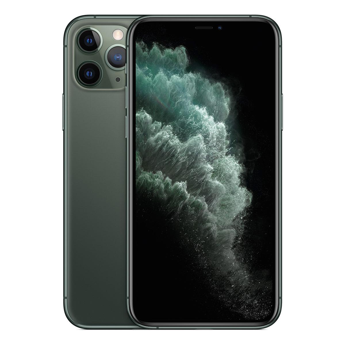Apple iPhone 11 Pro 256GB Midnight Green - Unlocked